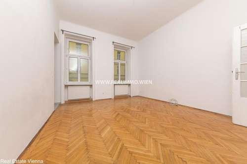 Geräumige 2 Zimmerwohnung - auch als Büro geeignet - UNBEFRISTET -