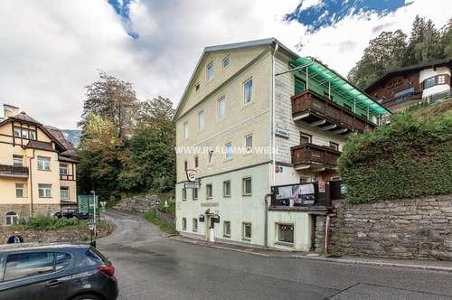 VIDEO - Apartmenthaus / Kurhaus / Pension / Hotel / Restaurant sowie Baugrundstück