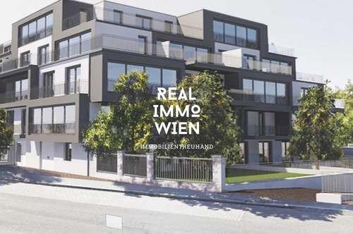 * P R O V I S I O N S F R E I * - Neubauprojekt mit 26 WE von 40 - 107 m² mit Garten oder Balkon/Terrasse - Top 4 - 1110