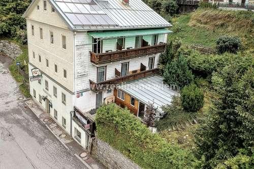 Kurhaus / Hotel / Pension / Restaurant sowie Baugrundstück - VIDEO -