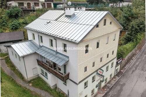 VIDEO - Kurhaus / Hotel / Pension / Restaurant sowie Baugrundstück