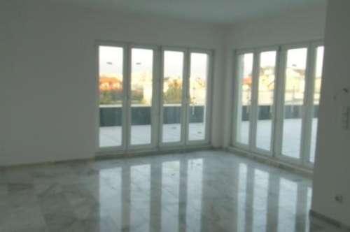 3 Zi Dachterrassen Mietwohnung 100 m² + 180 m² Terrassen + Garagenplatz