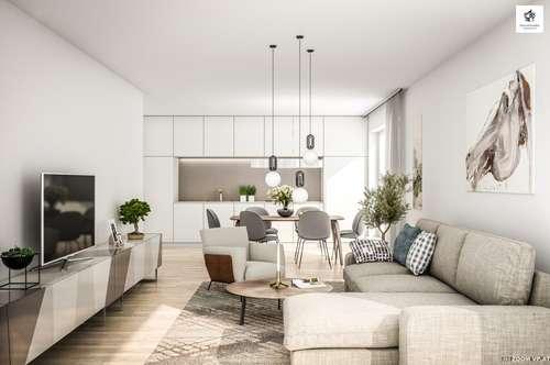NEUBAU Mietwohnung - TOP 12 Erlen Appartements