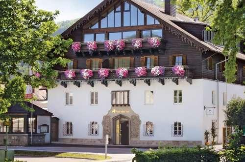 Maximilianhof TOP 10 - 70 m² Wohnung mit Balkon und Traunsteinblick