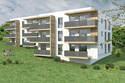 Top 2 - Wohnen im Park - Erdgeschoßwohnung mit Garten