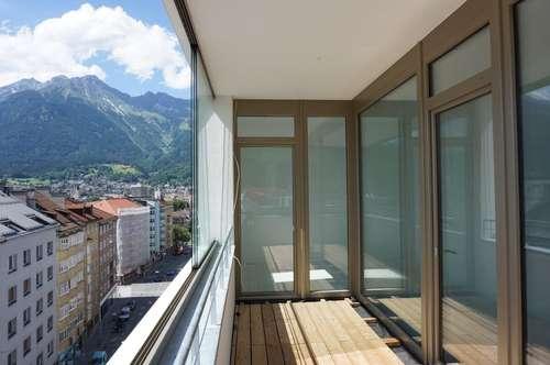 2-Zimmer Penthouse Wohnung