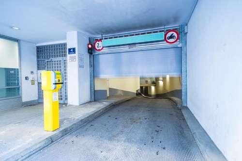 Garagenplätze in der Czerningasse 4 - nähe Nestroyplatz - 1. Untergeschoss