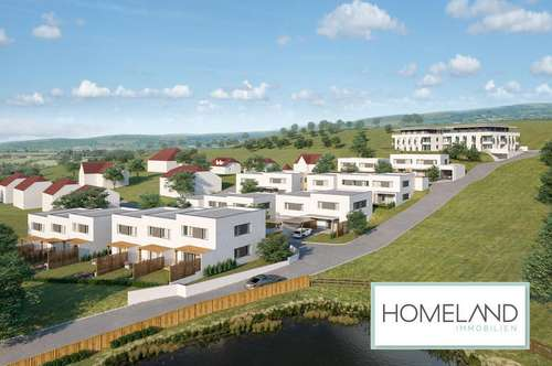 Traumhafte Reihen- und Doppelhäuser für pures Wohnglück