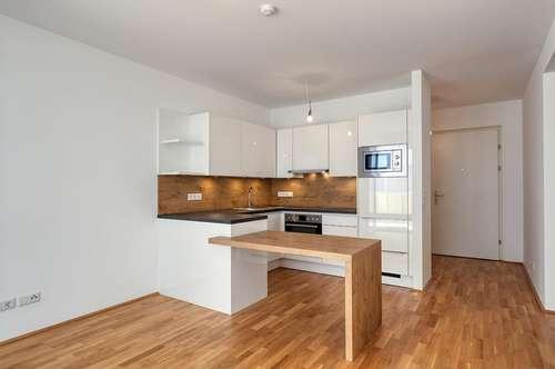 2 Zimmer Wohnung mit Loggia im Hoftrakt des stylischen Carre Korneuburg