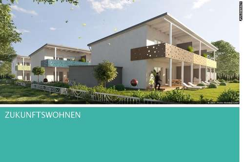 Zukunftswohnen Wohnung Ilz 70m² Neubau