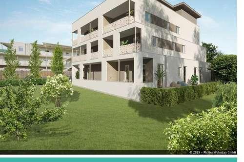 Zukunftswohnen Wohnung Gleisdorf 57m² Neubau