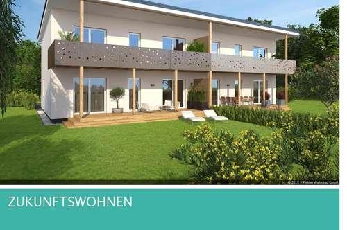 Zukunftswohnen Wohnung Hartberg Zentrum Nähe 70m² Neubau