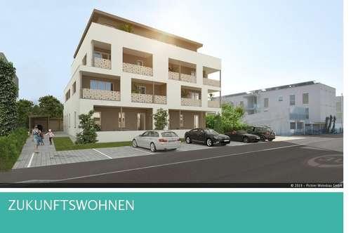 Zukunftswohnen Wohnung Gleisdorf 135m² Neubau