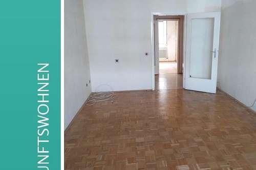 Helle, sanierungsbedürftige 3 Zimmer Eigentumswohnung in Graz
