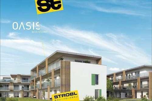 Anleger aufgepasst - 3 Zimmer - inkl. Küche - 69 m² - 20 m² Balkon - provisionsfrei - Erstbezug