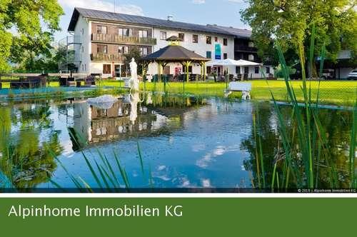 Drei-Sterne-Hotel mit großer Liegenschaft in Kärnten - Idyllisch zwischen Faaker See und Wörthersee gelegen!