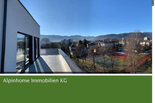 Modernes Luxus-Penthouse in Top Ausstattung mit fantastischem Blick über Villach!
