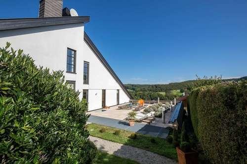 Architektenhaus in traumhafter Wienerwald-Lage