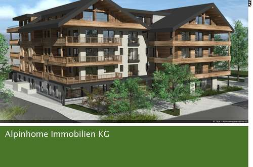 Einziehen und wohlfühlen- Stilvolle Residenzen in Top Ausstattung - Baubeginn 2019