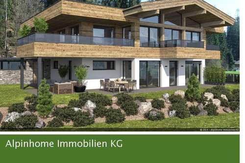 Designer Landhaus in Ruhe-Lage in Going am Wilden Kaiser