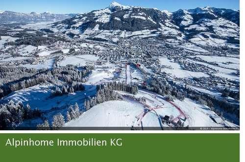 Großzügige Gewerbefläche in frequenzstarker Lage von Kitzbühel - Erweiterung möglich!