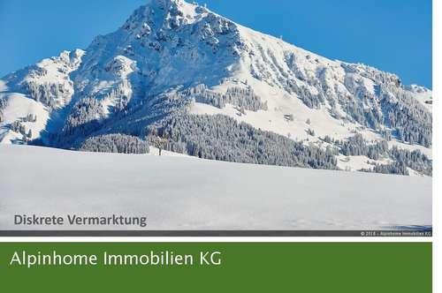 Sensationelles Grundstück mit atemberaubenden Blick auf Kitzbühel - Exklusiv durch Alpinhome Immobilien!
