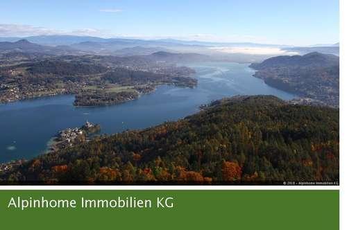 Provisionsfrei - Luxus-Domizil Top 4 mit Garten und direktem Seezugang am herrlichen Wörthersee!