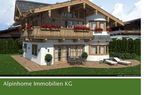 Interessantes Grundstück mit Bestand in Reith - Exclusiv durch Alpinhome Immobilien
