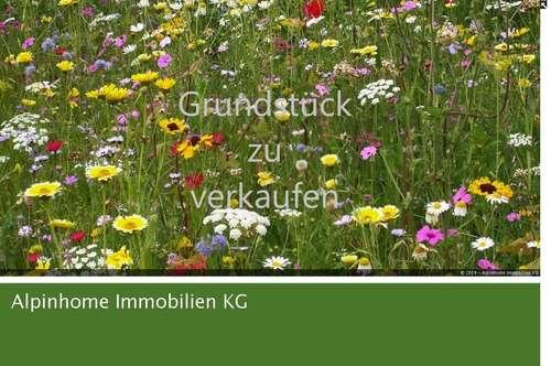 Sonniges Grundstück mit herrlichem Ausblick in Ferndorf in Kärnten