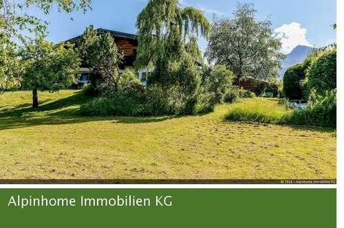 Einfamilienhaus mit traumhaftem Grundstück - EXCLUSIV durch Alpinhome Immobilien!