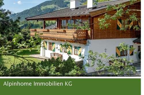 Tiroler Landhaus auf der Bichlalm mit wunderbarem Ausblick!