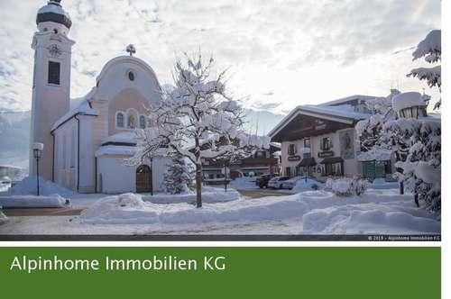Gemütliche Terrassenwohnung mit Garten im Zentrum von Oberndorf!