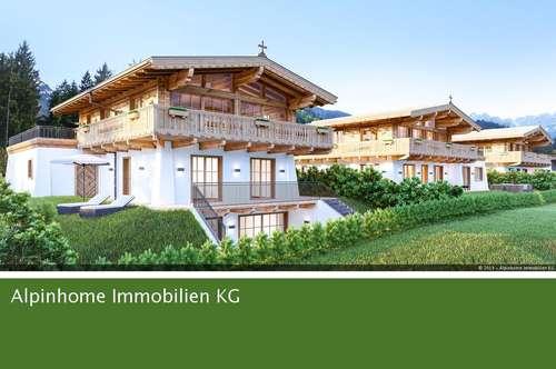 Tiroler Neubau-Chalet in idyllischer und ruhiger Sonnenlage Schwendts!