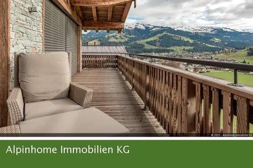 Exklusives Penthouse am Sonnenhang Kirchbergs mit wunderschönem Ausblick!
