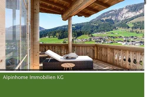Wunderschönes Neubau-Chalet im Tiroler Stil in Fieberbrunn
