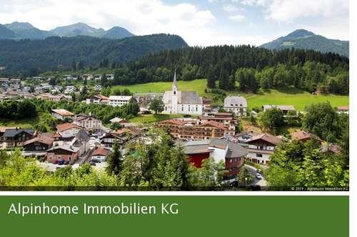 Moderne Gartenwohnung Top 3 in sonniger Aussichtslage von Fieberbrunn!