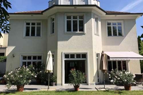 Einfamilienvilla - Superädifikat in Döblinger Bestlage - Grinzing/ Kaasgraben