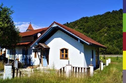 Ästhetisches (Ferien-) Einfamilienhaus direkt an der Donau in toller Aussichtslage. Besichtigungen am 06.10.18