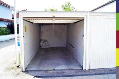 18m² große Garage zu vermieten