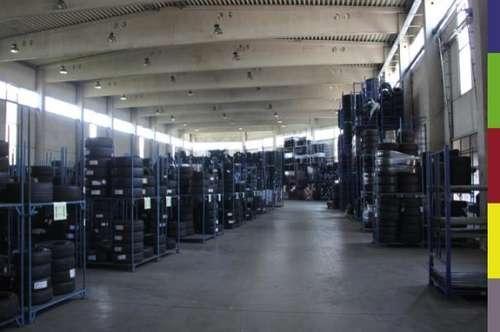 Lagerhalle 4200 m2