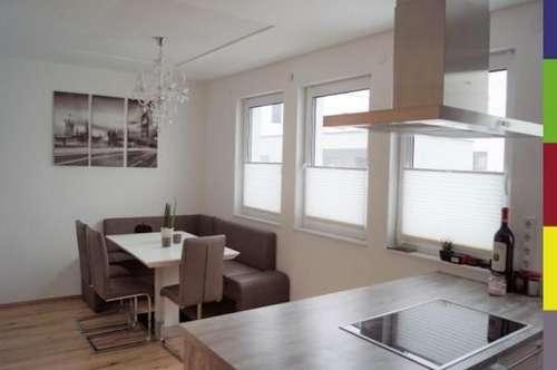 Gut ausgestattetes, modernes Doppelhaus in Schärding