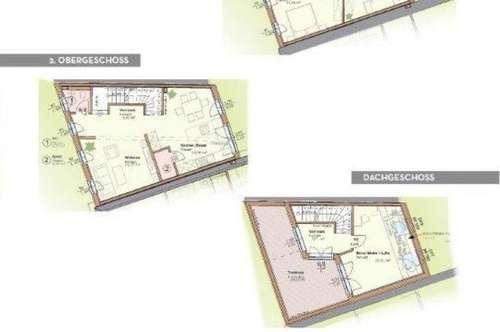 Stilvolle 5 Zimmerwohnung mit 2 Terrassen