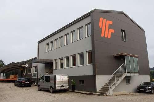 Gewerbebetrieb mieten von 30 m2 bis 3000m²2 Büro - Produktion - Lager und Kühlräume.
