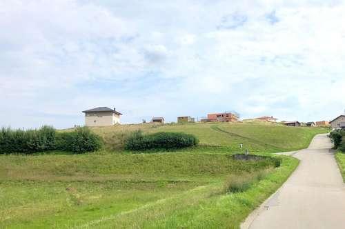 Grundstück Aussichtslage Allhaming