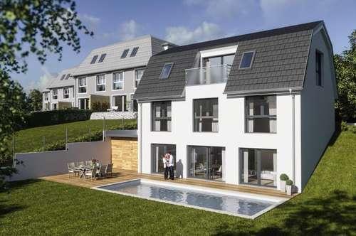 Hochwertig modernes Einfamilienhaus mit großem Swimmingpool