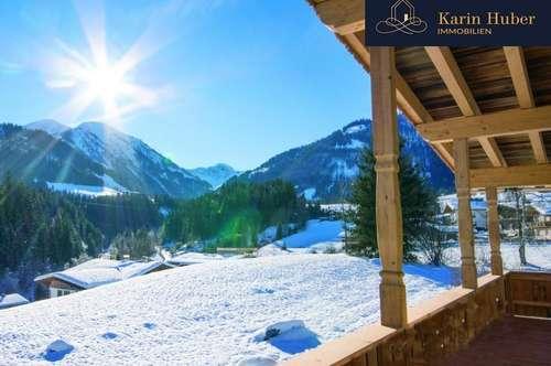 Schöne Eigentumswohnung mit Bergpanorama