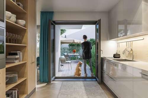 Provisionsfreies Doppelhaus: absolute Ruhelage am südlichen Tor Wiens