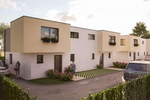 Doppelhaushälfte in Grünlage: Familientraum provisionsfrei und schlüsselfertig
