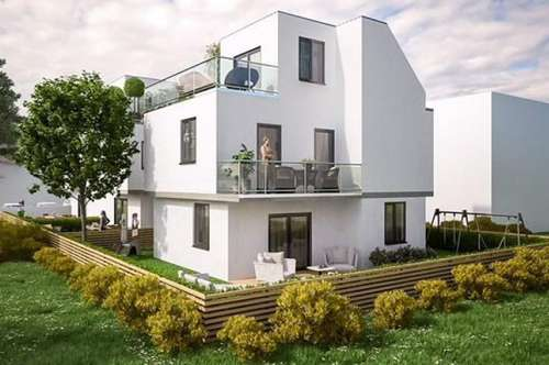 Provisionsfrei! 100 Jahre Baurecht -Wohntraum in Königstetten, Traum-Doppelhaushälfte mit Garten und Terrasse!