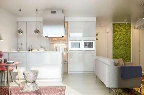 Erstbezug: modern, grün + Balkon – Exklusives Wohnidyll in Donnerskirchen
